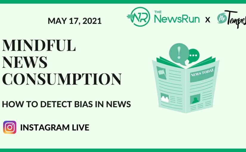 Joint Event: Mindful news consumption – How to detect bias in news