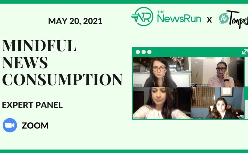 Joint Event: Mindful news consumption – Expert panel